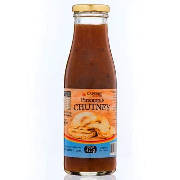 Capedry-Montagu-Farmstall-Pineapple-Chutney