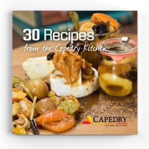 Capedry Recipe Book