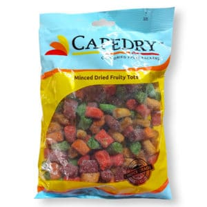 Capedry Minced Dried Fruity Tots