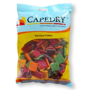 Capedry Dried Fruit Rainbow Flakes