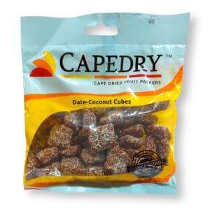 Date Coconut Cubes Capedry South Africa