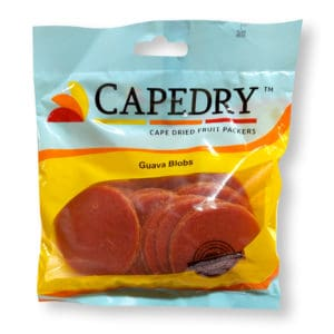 Guava snack south Africa capedry